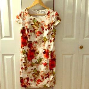 📢 💐Liz Claiborne Floral Dress